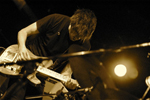 Brian King of Japandroids