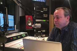 CJSW jazz host Scott Morin