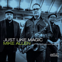 Mike Allen - Just Like Magic