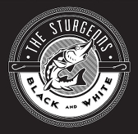 The Sturgeons - Black and White