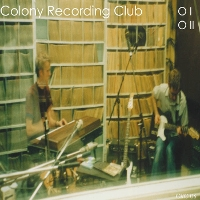Colony Recording Club - Cycles