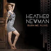 Heather Newman - Burn Me Alive