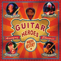 Various - Guitar Heroes: Making History