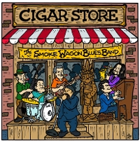 Smoke Wagon Blues Band, The - Cigar Store