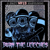 Various - Heavy NFLD Presents: Burn the Leeches