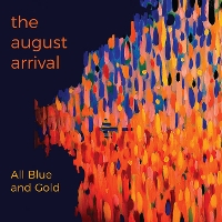 The August Arrival - All Blue and Gold