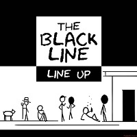 The Black Line - Line Up