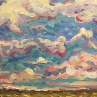 Kate Blechinger - Under A Dancing Sky