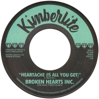 Broken Hearts Inc. - Please Don't Walk Away b/w Heartache (Is All You Get)