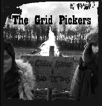 The Grid Pickers - Cheap Kazoos & Bad Tattoos