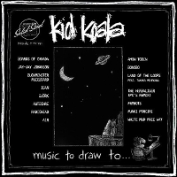Kid Koala feat. Emiliana Torrini - Music To Draw To: Satellite