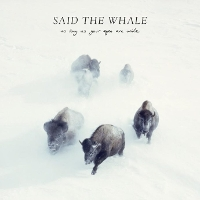 Said The Whale - As long as your eyes are wide